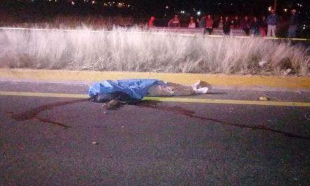 """¡Joven murió atropellada por una camioneta """"fantasma"""" en Aguascalientes!"""