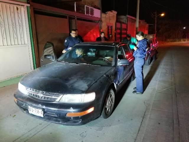 ¡Joven fue asesinado apuñalado en el pecho en Aguascalientes!