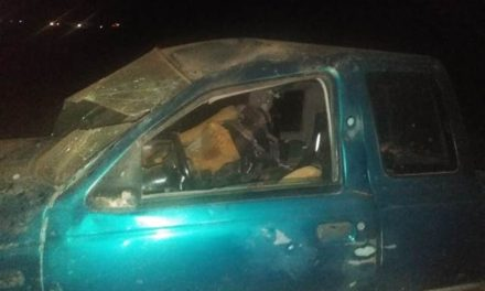 ¡Ya identificaron a joven que murió tras volcadura de una camioneta en Aguascalientes!