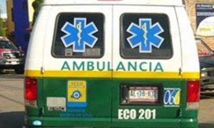 ¡Niña de 3 años de edad fue atropellada y lesionada por su padre en Aguascalientes!