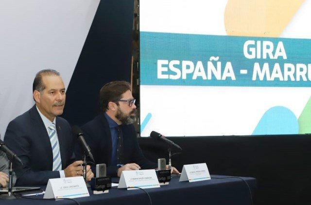 ¡Por concretarse millonaria inversión marroquí para Aguascalientes: MOS!