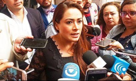 ¡Pide Tere Jiménez que no se politice el tema de las cuentas públicas!