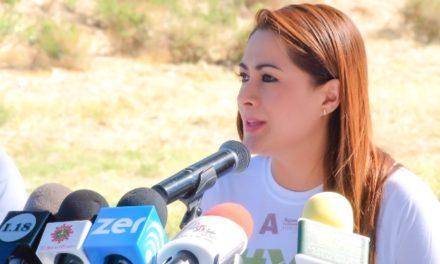 ¡Proyecta municipio capital cambio de luminarias para ahorro de energía: Teresa Jiménez Esquivel!