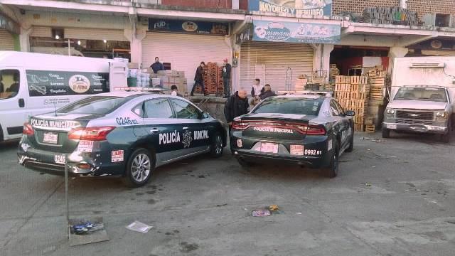 ¡Hombre se quitó la vida en una bodega del Centro Comercial Agropecuario en Aguascalientes!