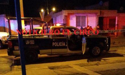 ¡Comando armado privó de su libertad a un joven tras balear su domicilio en Lagos de Moreno!
