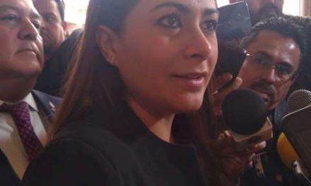¡Se aprobó el presupuesto para la capital, se prioriza el área de seguridad pública: Teresa Jiménez Esquivel!