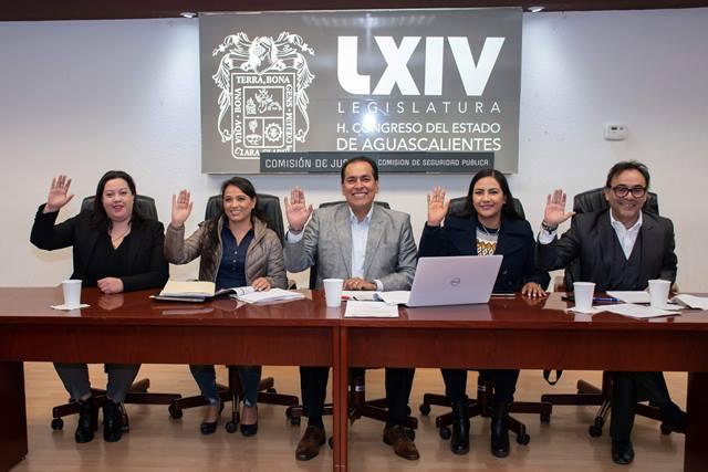 ¡Se aprobó la Comisión de Personas Desparecidas: Guillermo Alaníz de León!