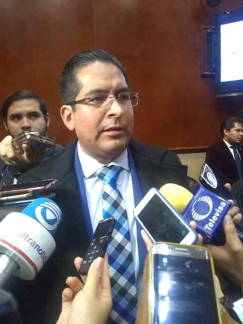 ¡Se proyectan adecuaciones al edificio legislativo: Alejandro Serrano Almanza!