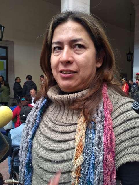 ¡Siguen sin voz las personas trans, se violentan sus derechos constantemente: Annie Rodríguez!