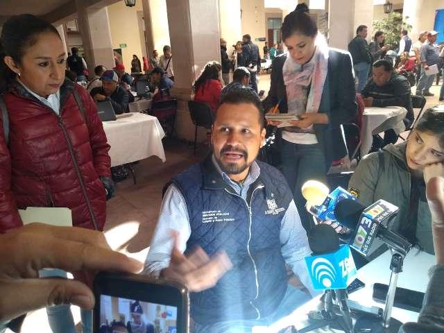 ¡Son 10 contenedores quemados tan sólo la semana pasada: Mizael Reyes Morales!