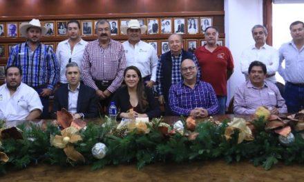 ¡Tere Jiménez hace alianza con el sector ganadero!
