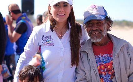¡Tere Jiménez lleva alegría y esperanza a familias de Aguascalientes!
