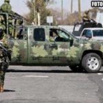 ¡Agresión armada dejó heridos a 3 policías preventivos de Nochistlán!
