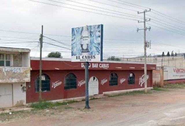 ¡Ejecutaron a una sexoservidora e hirieron a otra dentro de un bar de Guadalupe!