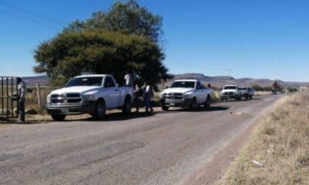 ¡Encontraron a una persona muerta y putrefacta en Zacatecas!