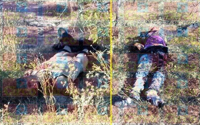 ¡Torturaron y ejecutaron a 2 hombres en Lagos de Moreno!