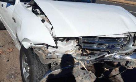 ¡1 muerto y 3 lesionados tras fuerte choque entre 2 camionetas en Aguascalientes!