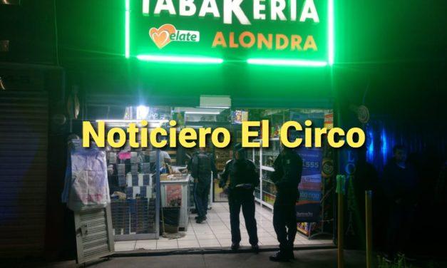 ¡Intentan ejecutar al propietario de una tabaquería en Aguascalientes!