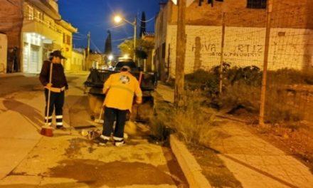 ¡A pesar de la alta demanda, el Municipio de Jesús María cumplió con servicio puntual de recolección de basura!