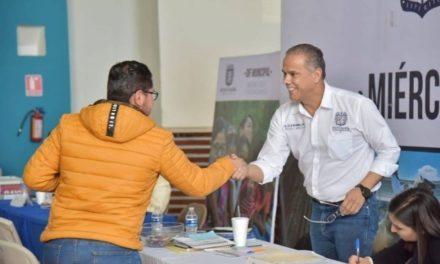 ¡Alista Toño Arámbula un informe por los primeros 100 días de gestión como presidente municipal de Jesús María!