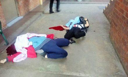 ¡Masacre en colegio particular de Torreón: alumno asesinó a una maestra, hirió a otros dos estudiantes y luego se suicidó!