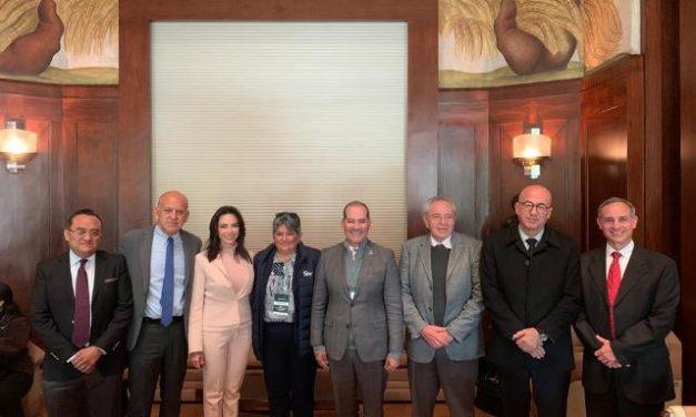¡Avanza propuesta de gobernadores encabezada por Martín Orozco en el tema de salud!