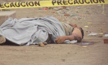 ¡Sangrienta balacera dejó 1 muerto y 5 lesionados en Aguascalientes!