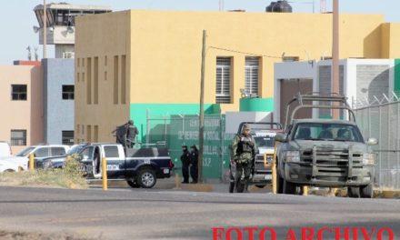 ¡Controlan policías penitenciarios conato de riña en Cárcel Distrital de Río Grande!