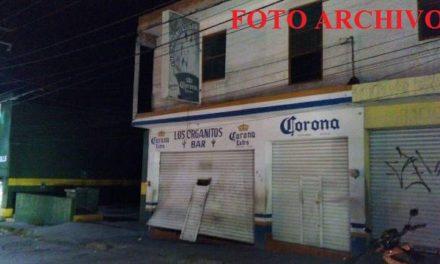 """¡Cesaron a un agente ministerial tras provocar un escándalo en el """"Bar Los Organitos"""" en Aguascalientes!"""