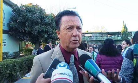 ¡Continuará programa de escuelas de tiempo completo con nuevas reglas de operación: Raúl Silva Perezchica!
