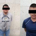 """¡Identificaron a los 4 detenidos tras la persecución y balacera en Aguascalientes tras fallido """"levantón""""!"""