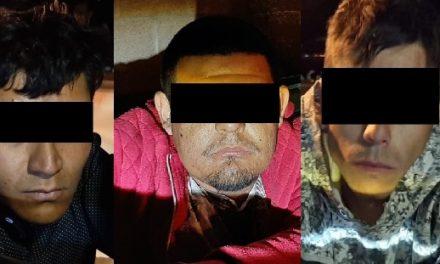 ¡Detuvieron a tres sicarios de Zacatecas en Aguascalientes!