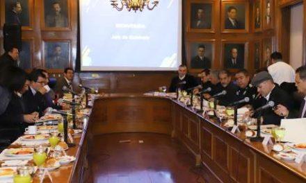 ¡Economía, educación, movilidad y seguridad seguirán siendo las directrices de este Gobierno: MOS!