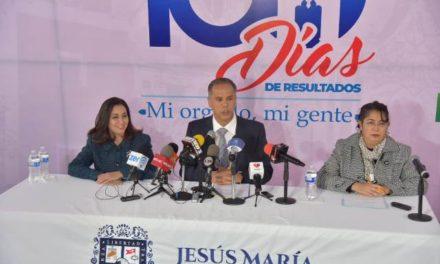 ¡El Gobierno de Toño Arámbula trabajará en la recuperación del tejido social sin dejar de lado su obligación como prestador de servicios públicos de calidad!