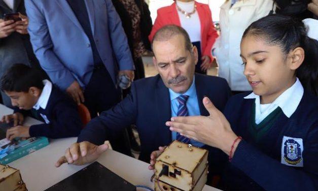¡En Aguascalientes niños y niñas aprenderán robótica y tecnología desde la primaria!