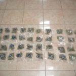 ¡En Luis Moya, PEP detuvo a dos hombres por posesión de sustancias ilícitas y un arma de fuego!