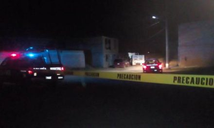 ¡Ejecutaron a 2 hombres en la colonia La Soledad en Aguascalientes!