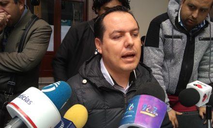 ¡El secretario de Seguridad Municipal se queda, asegura Jaime Beltrán!
