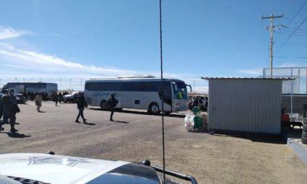 ¡Gobierno Federal traslada a 165 personas privadas de la libertad de Cieneguillas a un CEFERESO en Guanajuato!