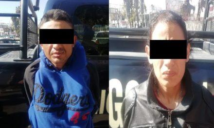 ¡Golpe de la SSPE al narcomenudeo en Aguascalientes!