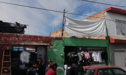 """¡Sujetos armados dieron un """"cachazo"""" a un sujeto e hicieron un disparo en su casa en Aguascalientes!"""