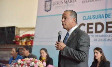 ¡Gobierno Municipal de Jesús María lamenta el feminicidio de la adolescente!