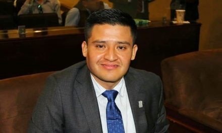 ¡Gobierno del Estado debe de respetar la autonomía de los municipios: diputado Heder Guzmán!