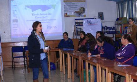 """¡IMJUVA impartirá talleres para padres de familia """"Escúchalos de Corazón""""!"""