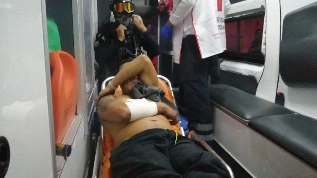 ¡Intentaron ejecutar a un hombre en Aguascalientes y lo hirieron en un brazo!