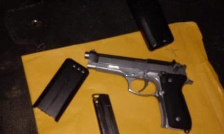 ¡Tras agresión contra policías estatales se aseguró un arma y dos vehículos en Pánfilo Natera!