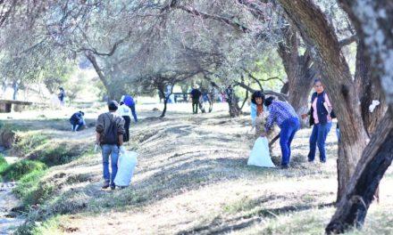 ¡Más de 120 toneladas de basura ha recolectado el Municipio de zonas naturales!