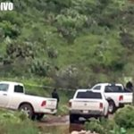 ¡Doble ejecución en Ojocaliente: hallaron a dos hombres baleados!