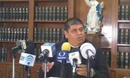 ¡No cumplir con el diezmo no es pecado pero si una falta de compromiso: Felipe Gutiérrez Rosales!