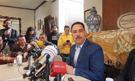 ¡Respalda Toño Martín la decisión del gobernador de no firmar INSABI!